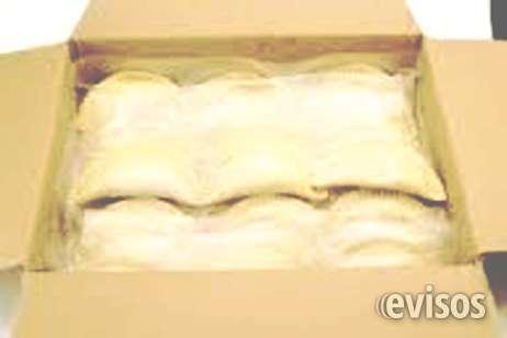 Empanadas congeladas a granel en cajas de 100 unidades