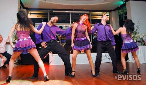 Show riesgo latino by clauid akrysa special events
