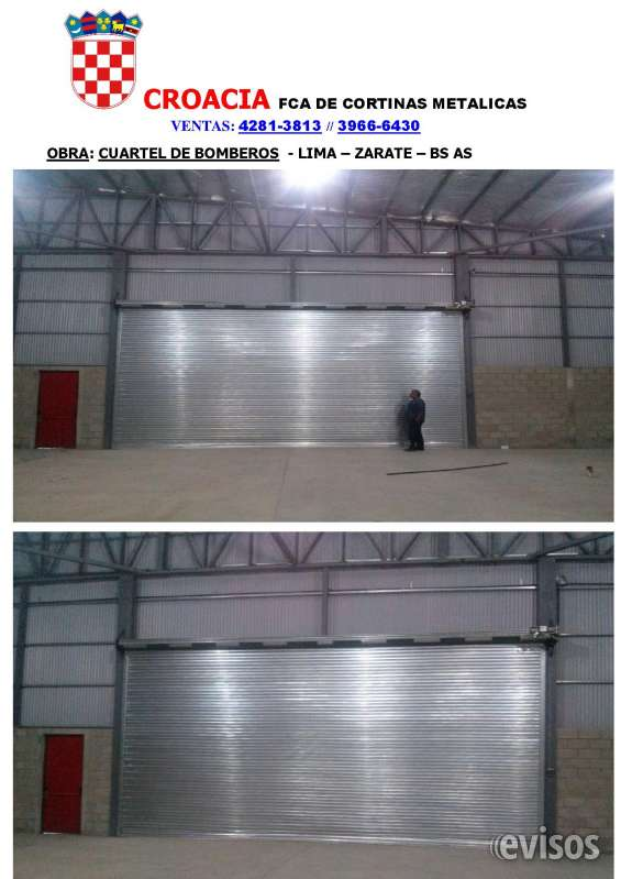 Cortinas metalicas microperforadas mas seguras
