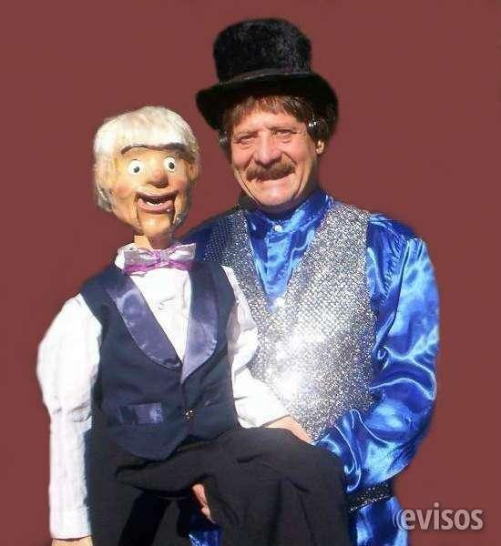 Mago y ventrilocuo (011) 4441-2339