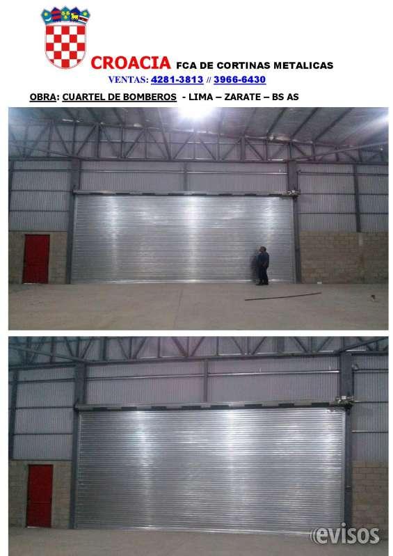 Fabrica de cortinas la mejor seguridad para sus negocios