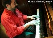 Teclados, piano, órgano, clases particulares
