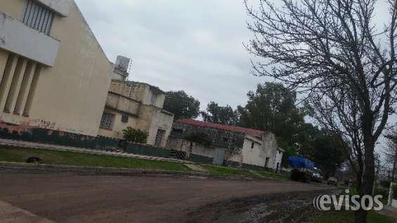 Dueño vende ex planta lactea en sastre sfe
