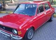 Imperdible de coleccion!!! fiat 128 modelo 1974