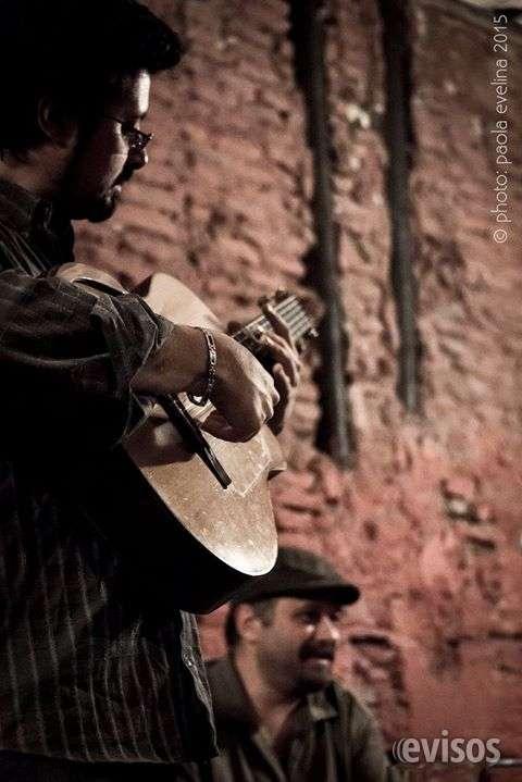 Clases de cante, guitarra y cajon flamenco, devoto, v urquiza, v pueyrredon, v del parque.