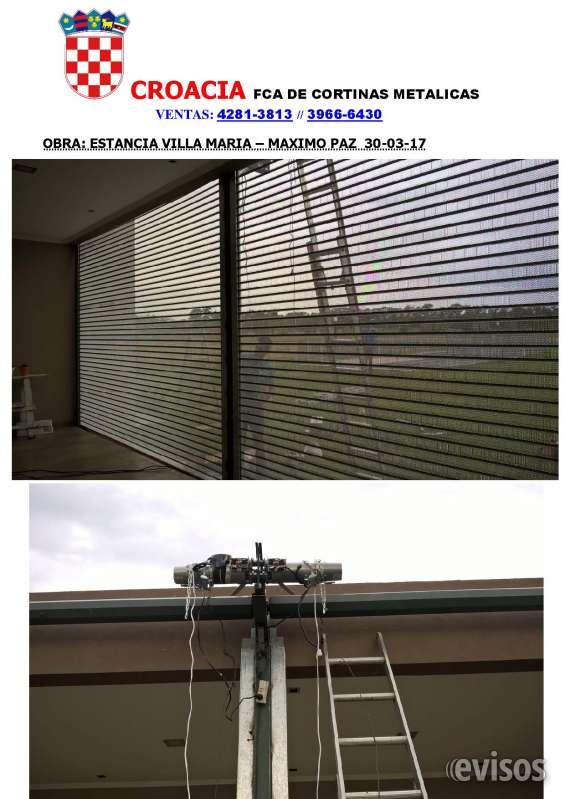 Fábrica de cortinas- repuestos