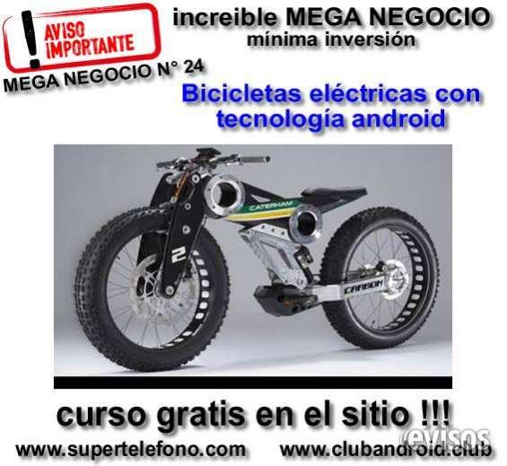 Bicicleta electronica