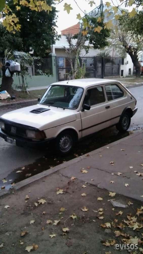 Fiat 147 tr de lujo 1989
