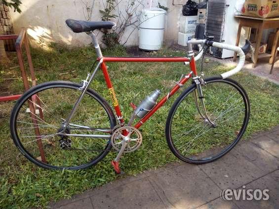 Bicicleta de ruta competición hispano france