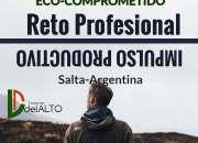 Convocatoria de voluntarios- agronomo eco-comprom…