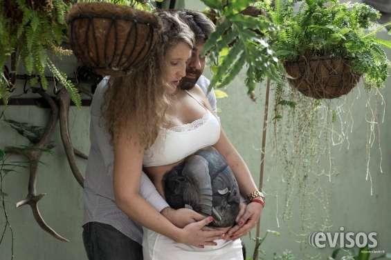 Fotos de Panzas pintadas de embarazadas 10
