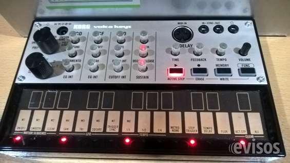 Korg volka keys, sintetizador