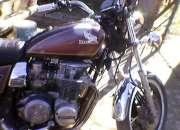 moto cb 650 custom honda