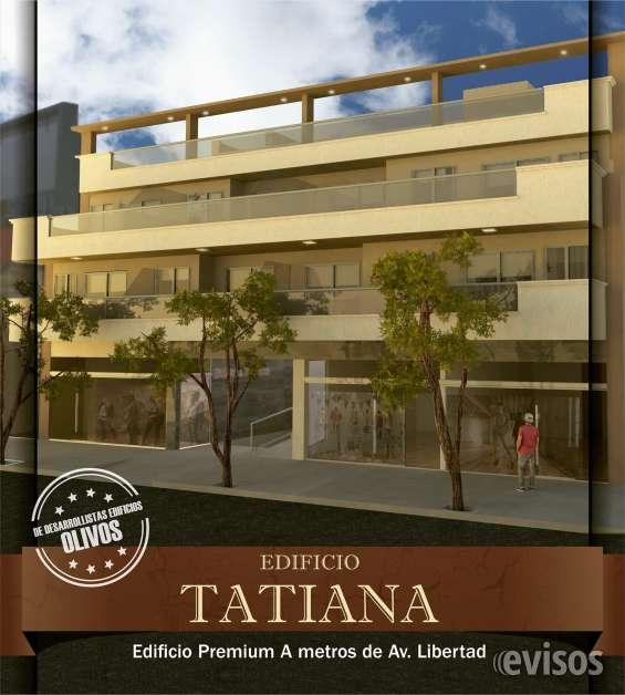Gran oportunidad! departamentos de calidad, al costo ! pozo de inversión. edificio tatiana