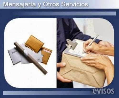 Mensajería muratore servicios