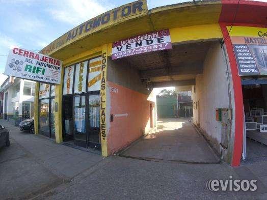 Local + depósito sobre avenida principal (309)