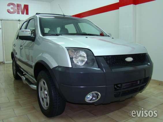 Ford ecosport 2006 1.6 xl plus 2abg 5p