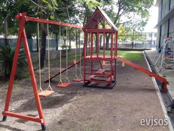Casitas para niños infantiles de madera casas arboles