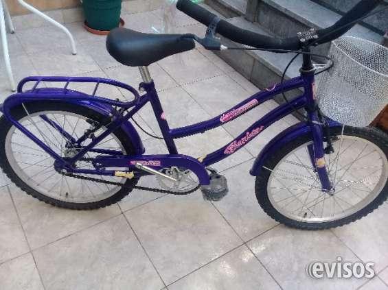 Bicicleta rodado 20 de paseo nueva