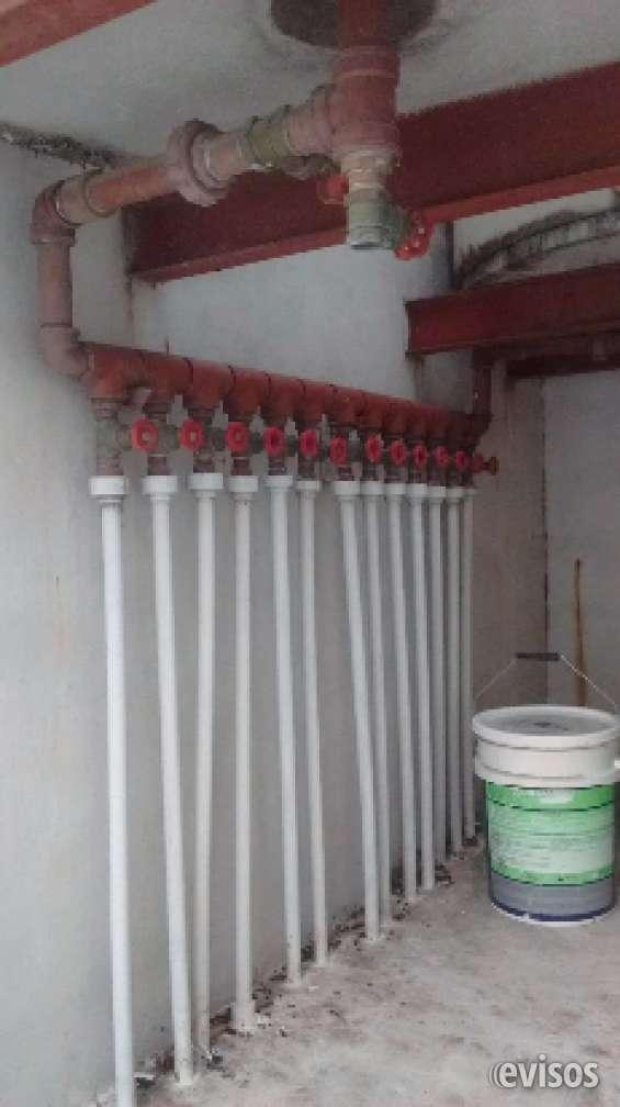 Instalaciones de agua y gas en florencio varela