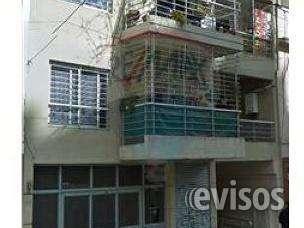 Se alquila depto dos ambtes balcon calle $ 6800.- flores
