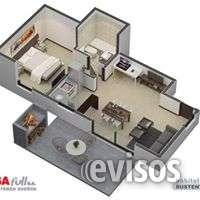 Casa de 1 dorm. ampliable con pileta con terreno propio