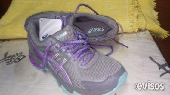 Zapatillas asics femeninas running