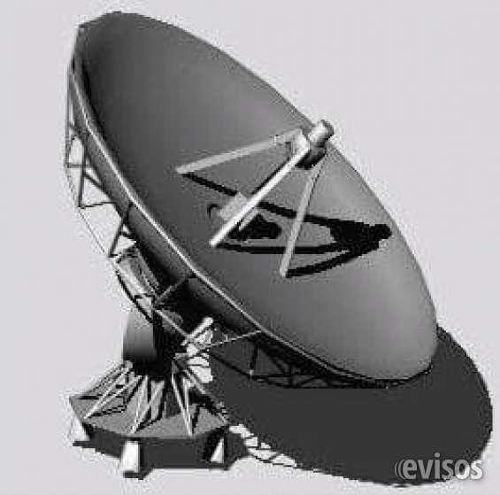 Antenas parabolicas satelitales, instalaciones