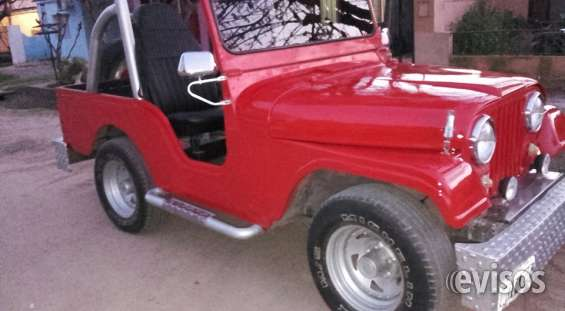 Excelente jeep willys 1946
