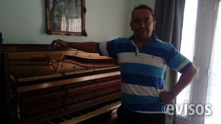 Carrizo afina tu piano en rosario y zonas