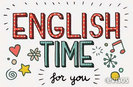 Clases de inglés en wilde.