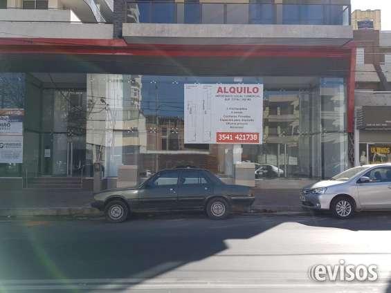 Gran local comercial de 1.000 mt2, en venta en carlos paz, edificio etoile 3, entrega inme