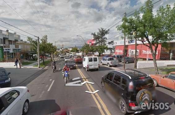 Local con terreno en venta para levantar edificio y locales, sobre av. cárcano !!!