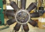 Compro motores de avión antiguos ,