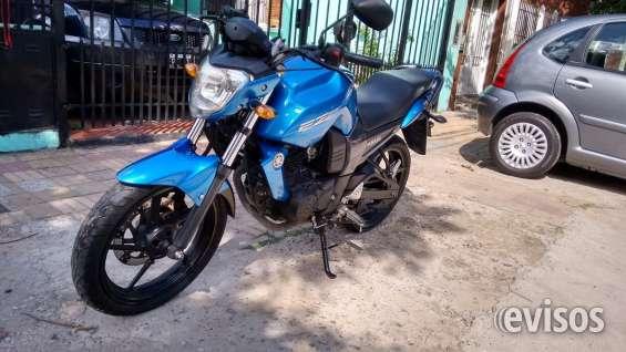 Moto usado yamaha fz16