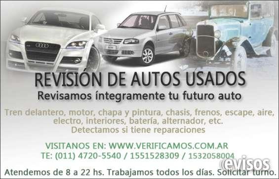 Revision de autos usados