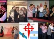 Show de gaitas y danzas gallegas