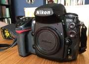 Cámara nikon d700 + af-s vr lente 24-120mm