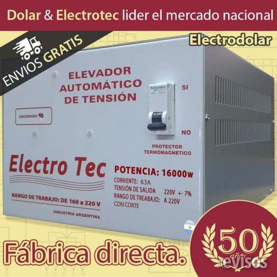 elevador de tensión 6000 Watts, 8000 Watts