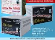Elevadores de voltaje en merlo 011-4849-2747