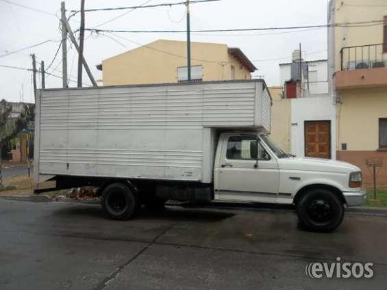 Mudanza con camiones te.48312661 almagro,la paternal,liniers,mataderos,florida,monte castr