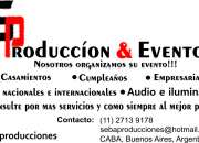 Sebaproducciones & eventos