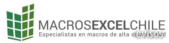 Obten tu macro excel en linea www.macrosexcelchile.com