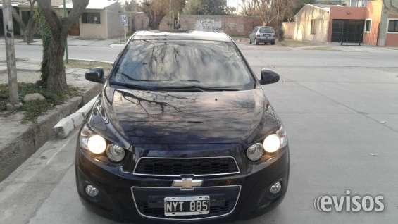 Chevrolet sonic ltz 2014 full full