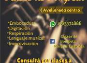 Clases de trompeta en avellaneda
