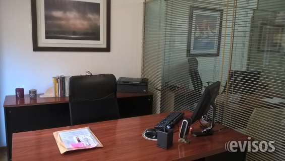 Oficina temporaria en capital