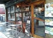 vendo fondo de comercio cafe y minutas en Almagro