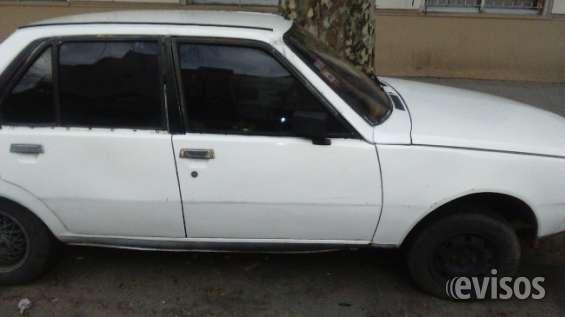 Renault 18 gnc escucho oferta