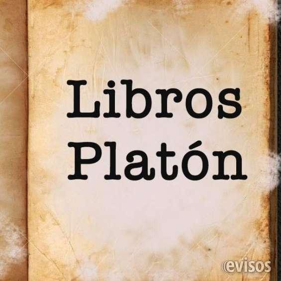 Libros platon