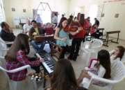 Profesora Música Conservatorio